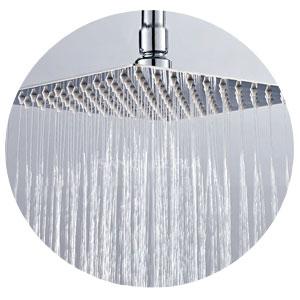 ducha de acero inoxidable