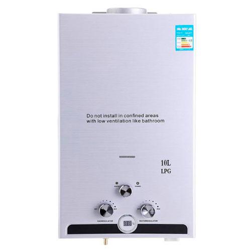 El Mejor calentador de agua z zelus